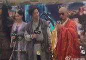 《大话西游3》探班 紫霞唐嫣和至尊宝韩庚亮相