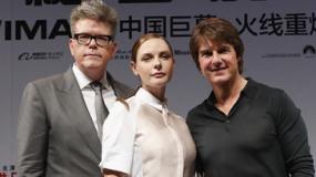 《谍中谍5》势头猛进 好莱坞愈加依赖中国市场