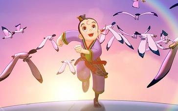 《天眼传奇》曝国际版预告 天眼神童对战三星魔族