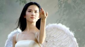 刘亦菲:宋承宪很温暖 不当神仙姐姐做更好的自己
