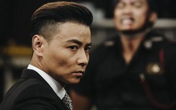 表演点评榜之最帅典狱长 张晋展现独特暗黑魅力
