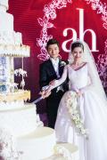 黄晓明婚后微博发文感恩:从不认为自己是王子