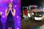金钟国绯闻女友遭遇车祸 与大卡车对撞送医检查