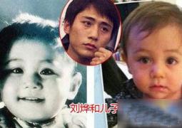 最帅混血小王子!刘烨为儿子诺一庆5岁生日晒照