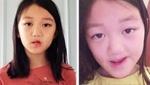 李嫣晒母亲王菲化妆品柜 9岁萝莉成化妆高手