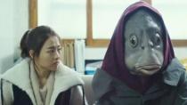 《突然变异》制作特辑 贴合李光珠人形打造鱼面具