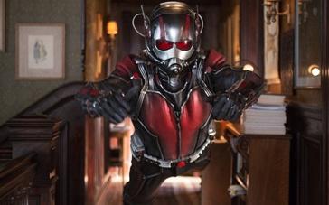 IMAX3D电影《蚁人》举行媒体观影会 饱视觉盛宴