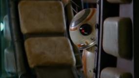 《星球大战7》新预告之预告 呆萌机器人BB-8亮相
