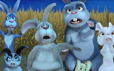 《兔子镇的火狐狸》终极预告 火狐狸形象脑洞大开