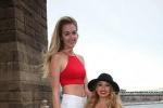美国20岁女孩腿长126cm 不与低于1.9米男生交往