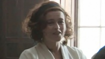 《妇女参政论者》拍摄直击 海伦娜展现无敌亲和力