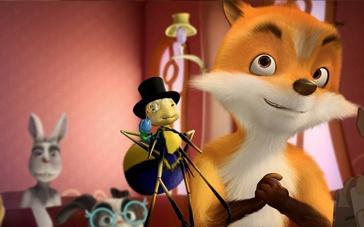 """《兔子镇的火狐狸》发预告 上演童话版""""007"""""""