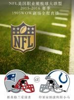 2015-2016赛季NFL新英格兰爱国者VS印第安纳波利斯小马