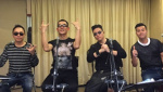 港台巨星首度合体演唱会 任贤齐抢拍苏永康超尴尬