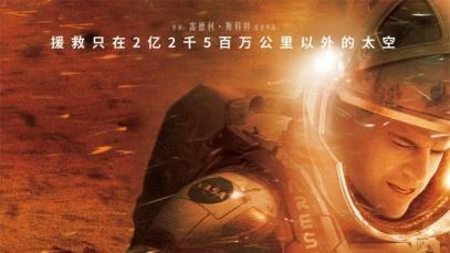 《火星救援》:喜劇貫穿全片 以科學思路救援一切