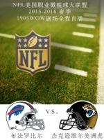 2015-2016赛季NFL布法罗比尔VS杰克逊维尔美洲虎