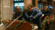 《圣诞前夜》中文片段 马车意外失控三兄弟受难