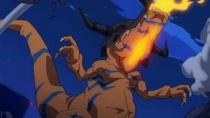 《数码宝贝大冒险》正式预告片 数码暴龙兽出击