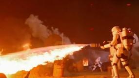 《星球大战7》电视宣传片 白兵烈焰枪火光四溅