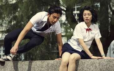 """《我的少女时代》:王大陆解读""""校霸""""养成记"""
