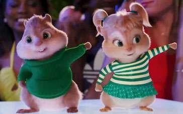 《鼠来宝4》精彩片段 萌鼠不顾主人同女舞伴热舞