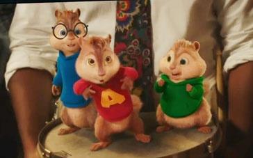 《鼠来宝4》中文片段 萌鼠三兄弟引领游行嘉年华