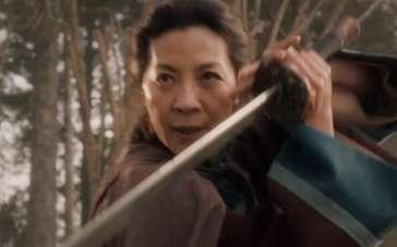 《卧虎藏龙2》中文预告片 杨紫琼守护青冥宝剑