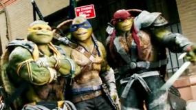 """《忍者神龟2》预告片前瞻 """"变种英雄""""回归在即"""