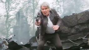 《星球大战》电视宣传片 哈里森·福特重返杀场