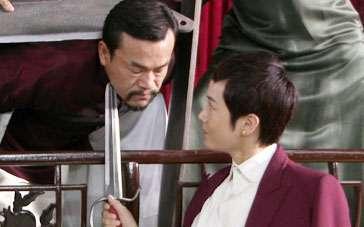 《师父》演员特辑 廖凡与广场舞大妈抢场地较劲