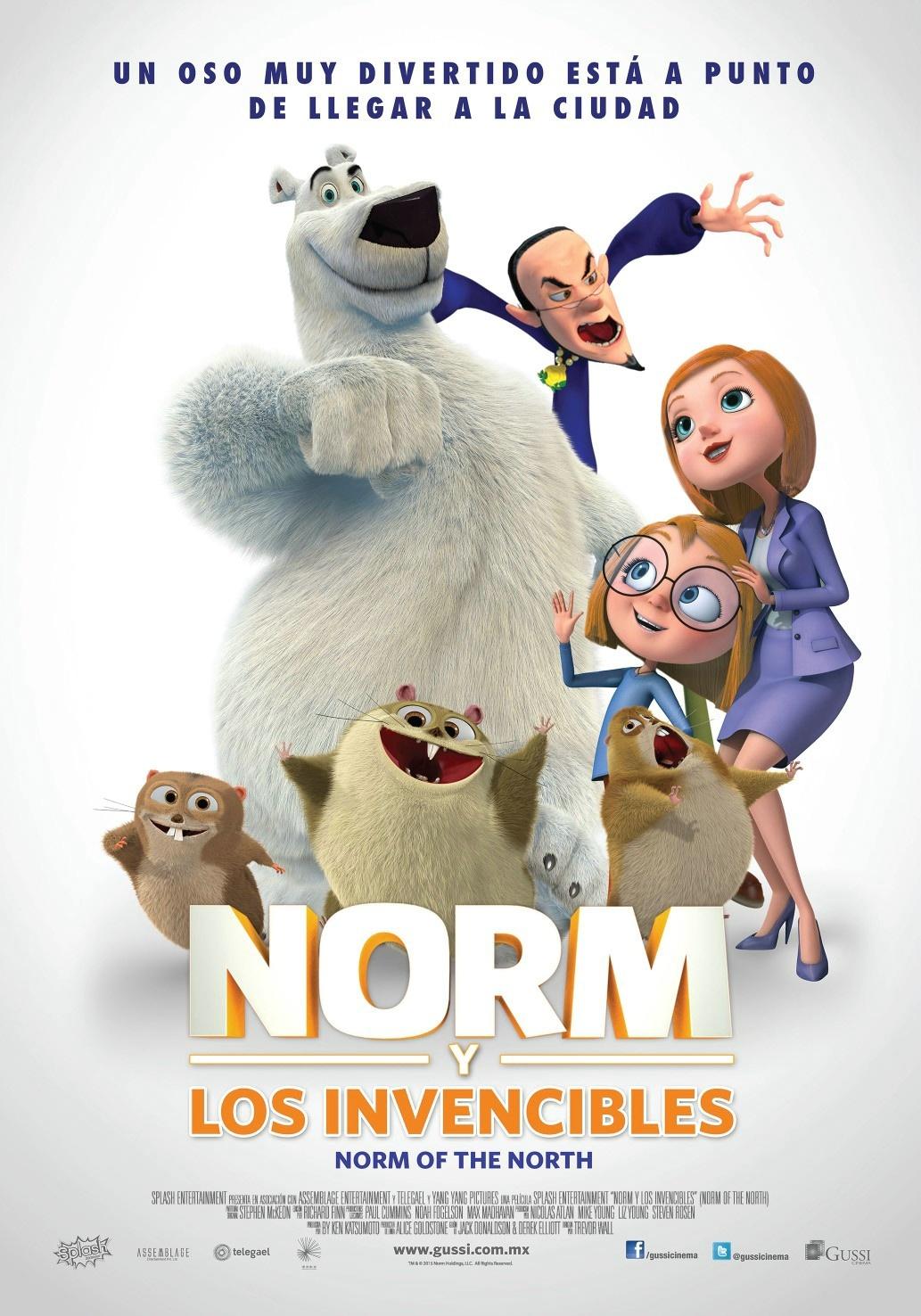 Norman del norte ( Norm y los Invencibles )