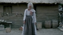 《女巫》中文预告片 血染的少女谜一样的潜伏恶灵