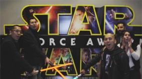 """《星球大战7》观众特辑 """"星战迷""""沸腾IMAX影院"""