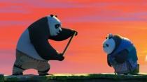 《功夫熊猫3》中文片段 熊猫奶奶学功夫不落人后