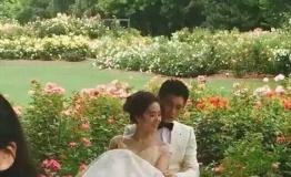 吴奇隆刘诗诗赴新西兰拍婚纱照