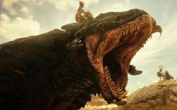 《神战:权力之眼》超级碗宣传片 神兽战一触即发