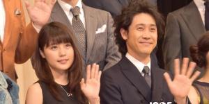 日本蓝丝带奖颁奖典礼 有村架纯、吉田羊等登场