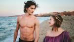 《他是龙》唯美片段 男模露肉与女主海边嬉戏