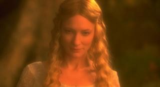 """""""精灵女王""""凯特·布兰切特 演戏是命运的馈赠"""