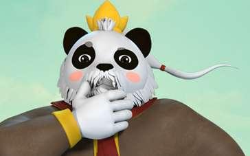 《太空熊猫英雄归来》电视广告 用心推广彰显诚意
