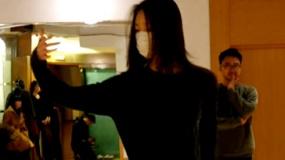 《闭嘴!爱吧》郑秀晶练舞视频 强攻撩妹技能满点