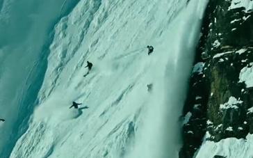 《极盗者》高山飞翔速降极限挑战