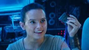 《星球大战7》精彩片段 蕾伊机敏解除千年隼危机