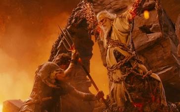 13期:《诸神之怒》推介 神界大战营造视效大片