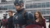 """《美国队长3》中文宣传 英雄对峙""""铁汉""""柔情"""