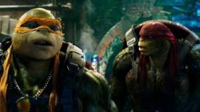 《忍者神龟2》正邪交锋预告 神龟打怪梅根秀恩爱