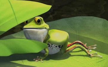 《青蛙总动员》先导预告 青蛙家族面临生死危机