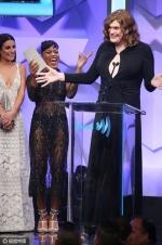 传媒大奖:莉莉·沃卓斯基首现身、霉霉秀大长腿