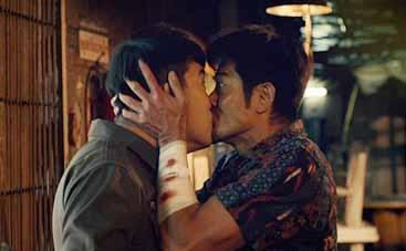 《天亮之前》曝预告片 郭天王泰国街头深吻男警