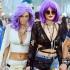 Coachella音樂節明星斗艷 小李子蕾哈娜再同框